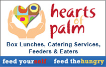 Hearts of Palm Catering